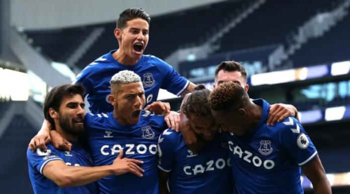 Watch Everton Vs West Bromwich Albion Live