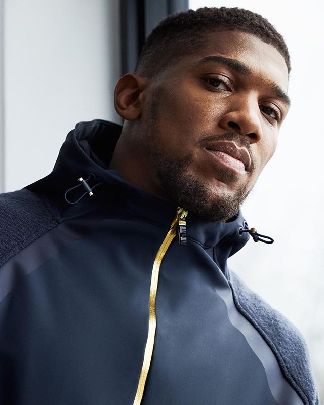 How you spend your time determines your future — Boxer Anthony Joshua advises