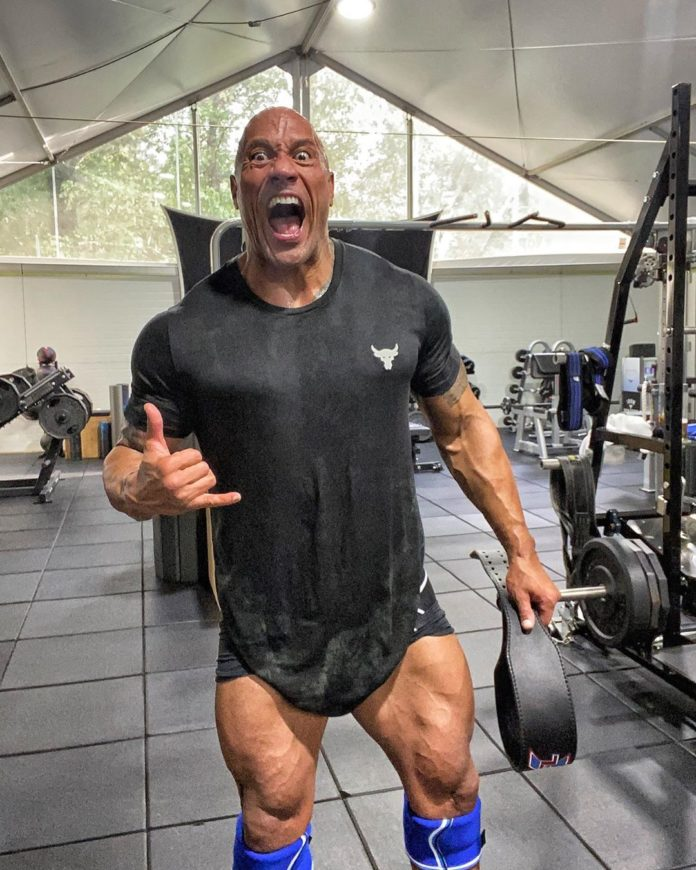 Dwayne Johnson becomes the Most followed Man in America with 200 million Instagram Followers