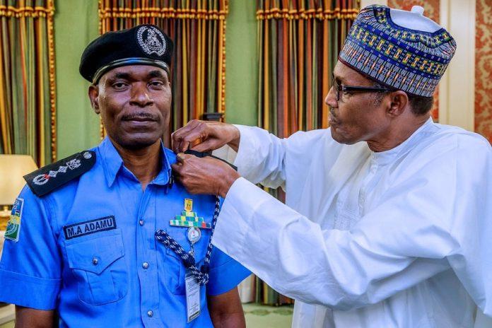 Mohammed Adamu disbands SARS nationwide