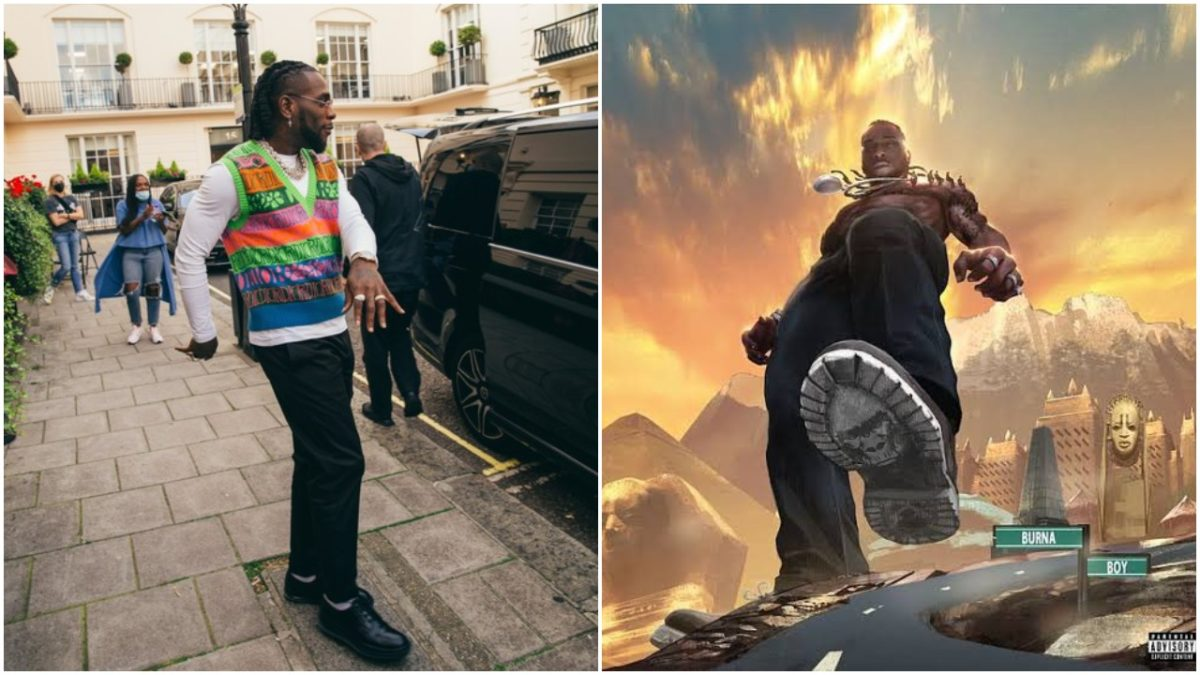 """Burna Boy Reacts As """"Twice As Tall"""" Album Gets Grammy Nomination"""
