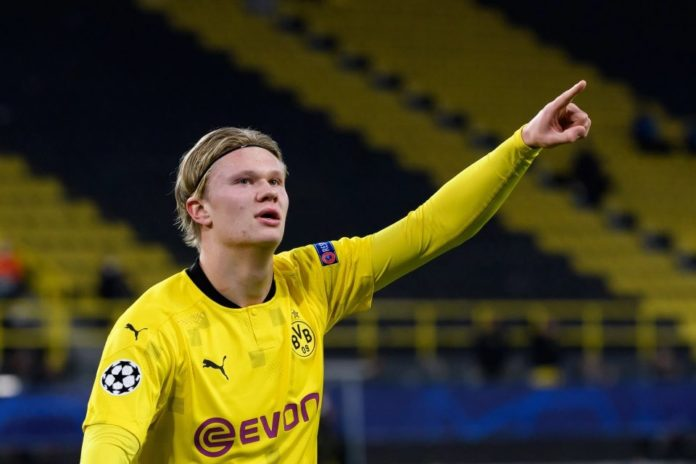 Russian Billionaire and Chelsea Owner, Roman Abramovich releases funds to sign Erling Haaland for £150m