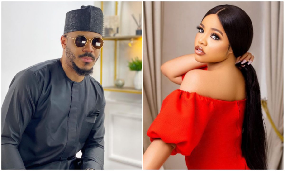 #BBNaija: Love in the air as Ozo send Nengi a coded romantic message on IG (Photo)