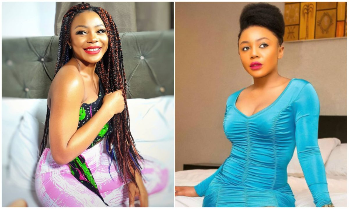 I'm done dating Nigerian men — Actress Ifu Ennada says after many heartbreaks