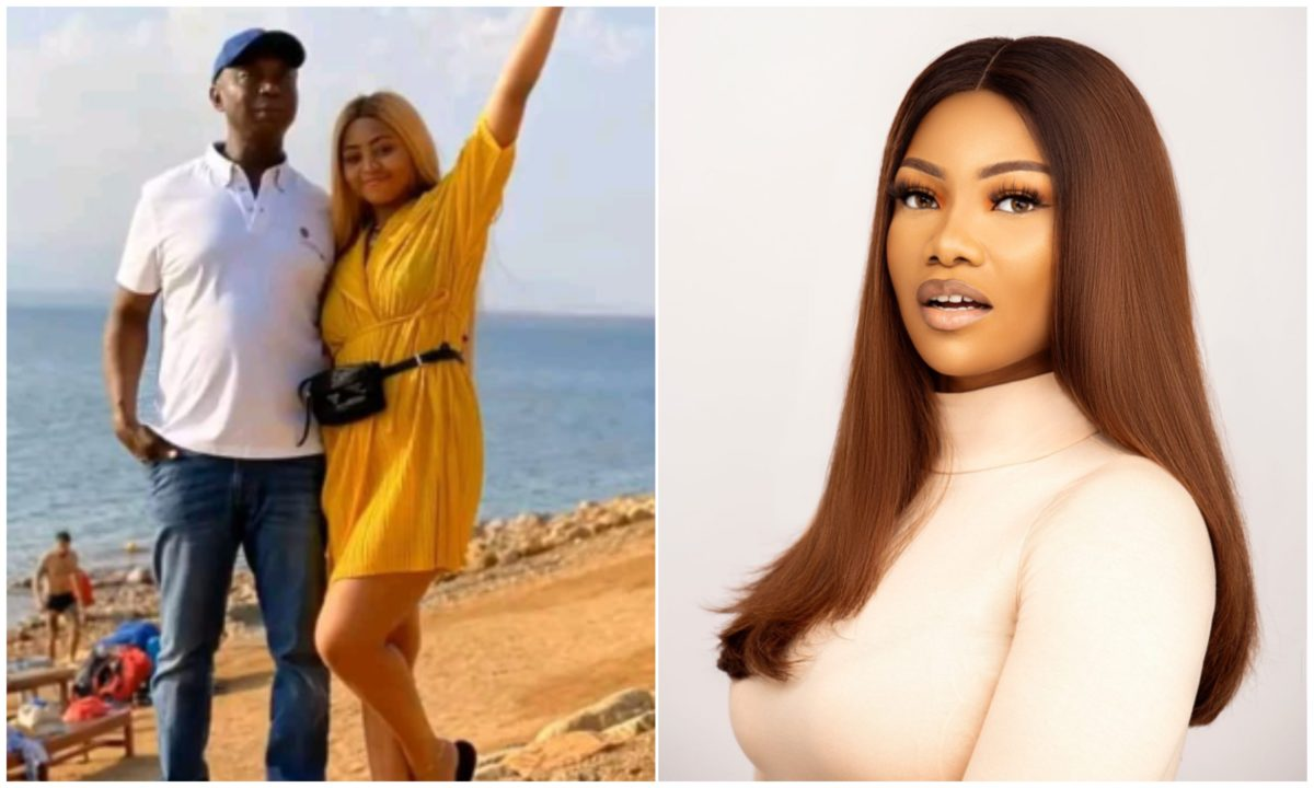Ned Nwoko no get pr!ck but there is money, Pr!ck is not the ultimate– Tacha (Video)
