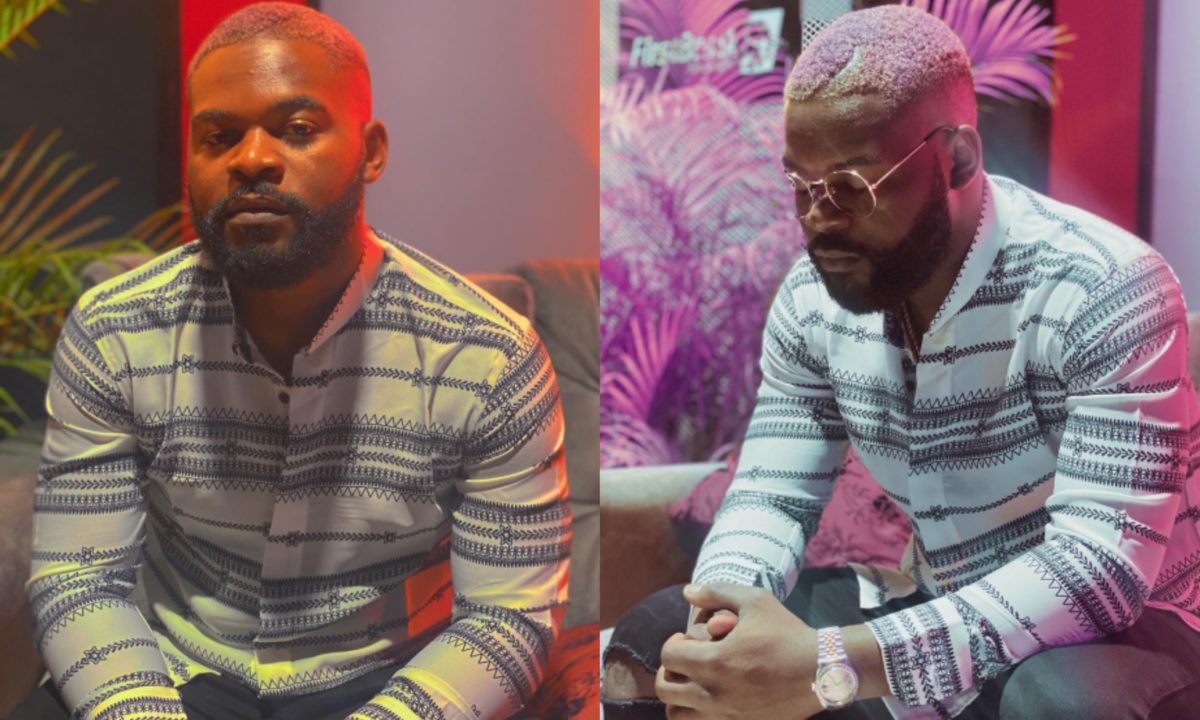 Singer Falz unveils new street named after him in Lagos, Nigeria (Photo)