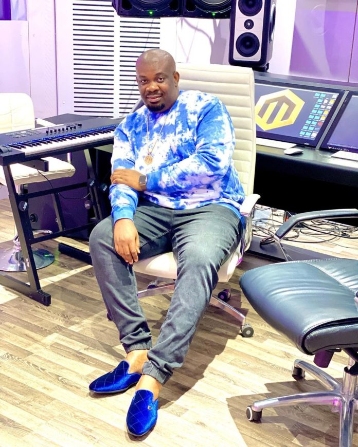 Don Jazzy engages in three days dry fasting, urges fans to comply (Video)