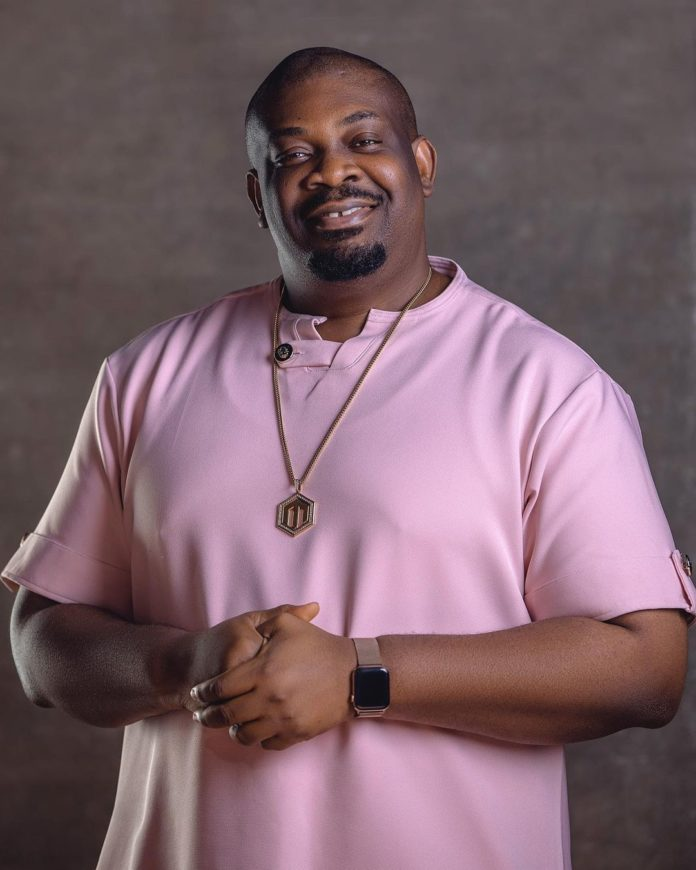 'its been a crazy year' - Don Jazzy reminisces as he celebrates his 38th birthday (Photo)