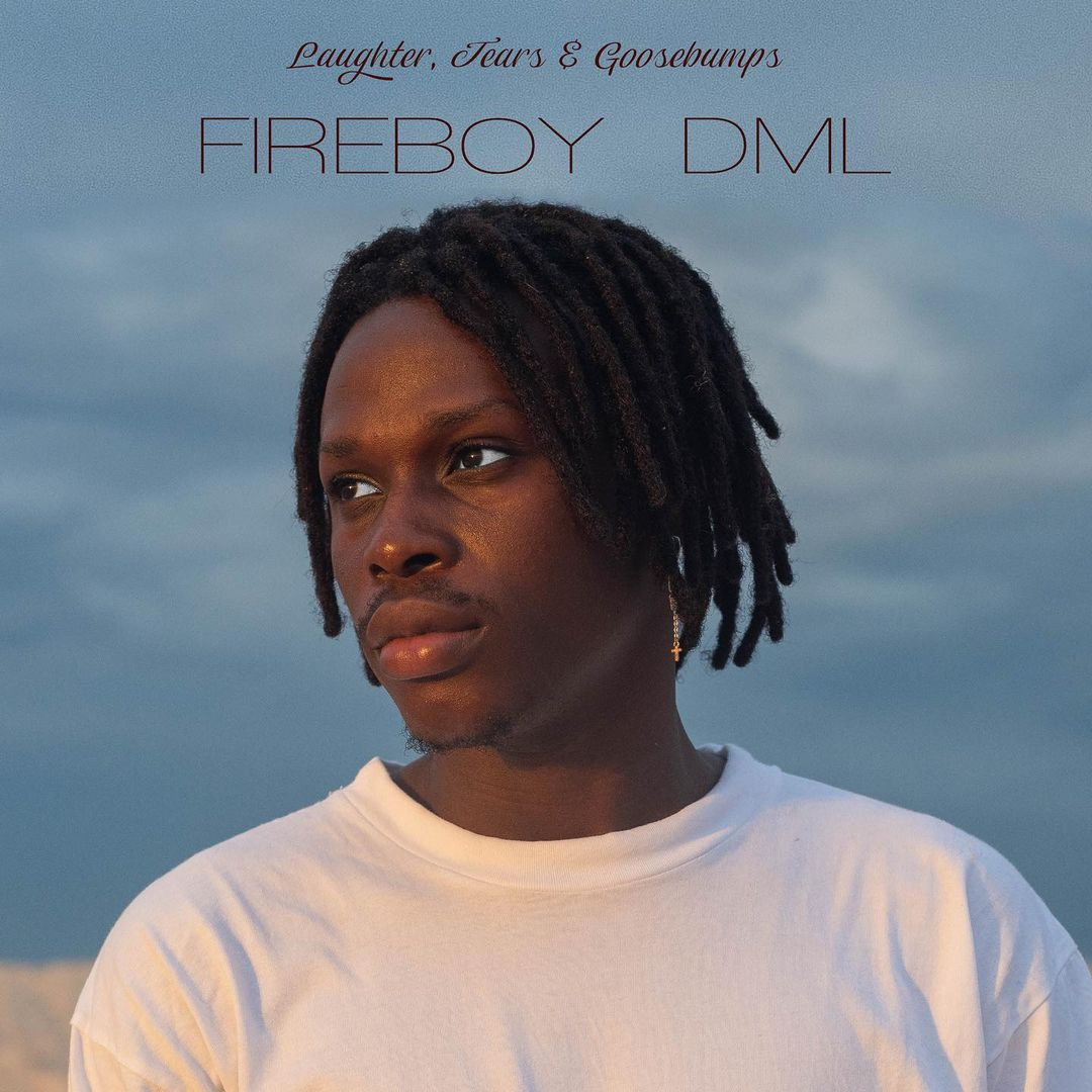 Fireboy DML celebrates one year of releasing debut album 'LTG', says it changed my life