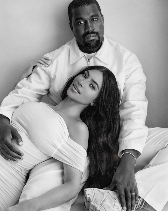 Kim Kardashian Officially Files for Divorce from Kanye West after 6 years of marriage