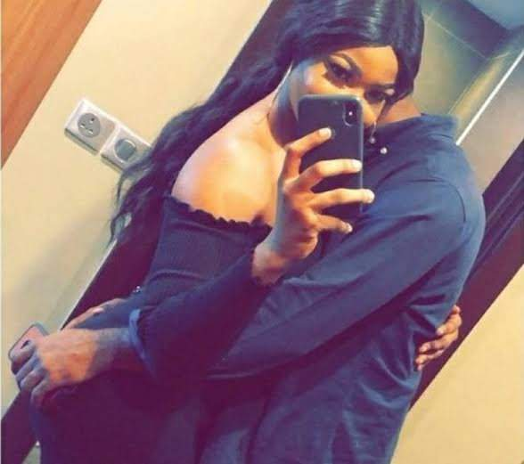 #BBNaija: Titans excited as Tacha reconciles with her boyfriend, King Ladi (Screenshots)