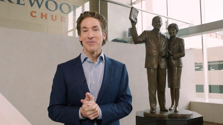 Joel Osteen Net Worth $40 million