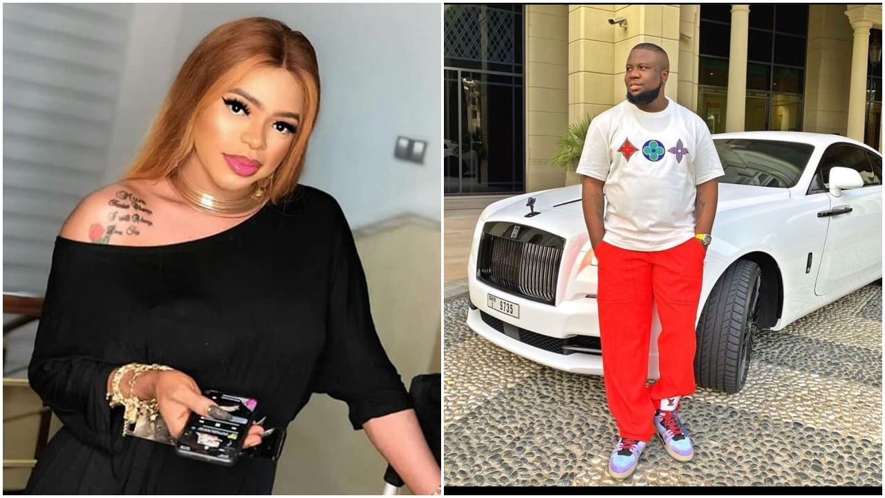 "It's sad how people never talk about Hushpuppi anymore"" - Bobrisky rants"