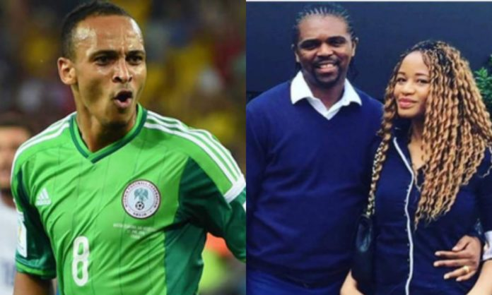 Kanu Nwankwo replies Osaze Odemwingie after he called out his wife Amara