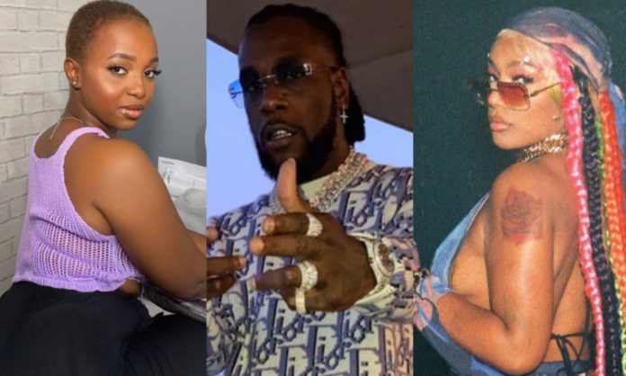 British Rapper Stefflon Don reacts to Burna Boy Cheating Allegations