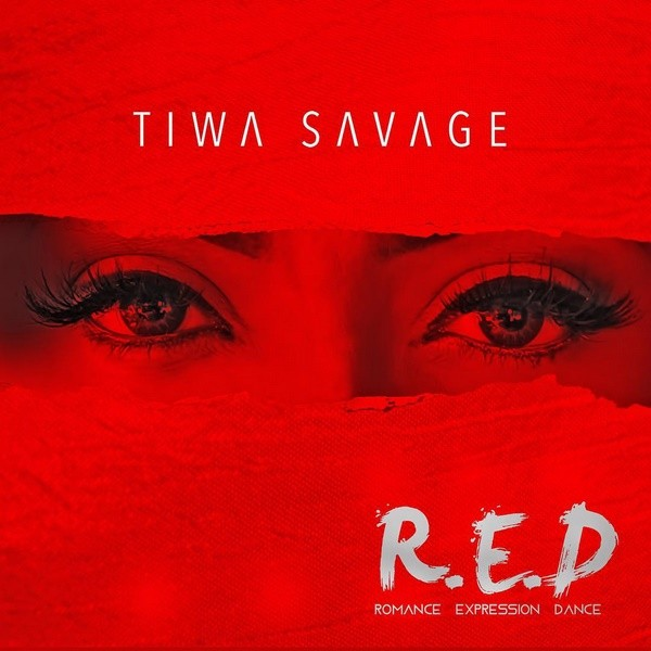 Tiwa Savage album red