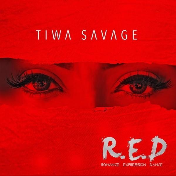 Tiwa Savage album red