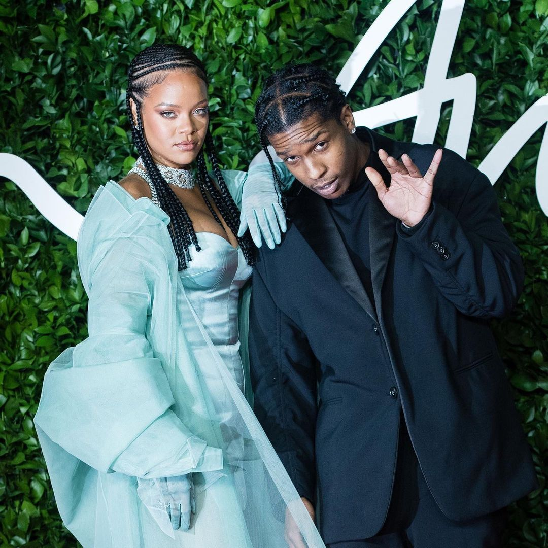 Rihanna reportedly dating A$AP Rocky months after breaking up with billionaire Hassan Jameel