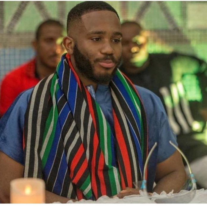 Billionaire Son, Kiddwaya subtly replies his Ex Erica after she downgraded his Write-Up