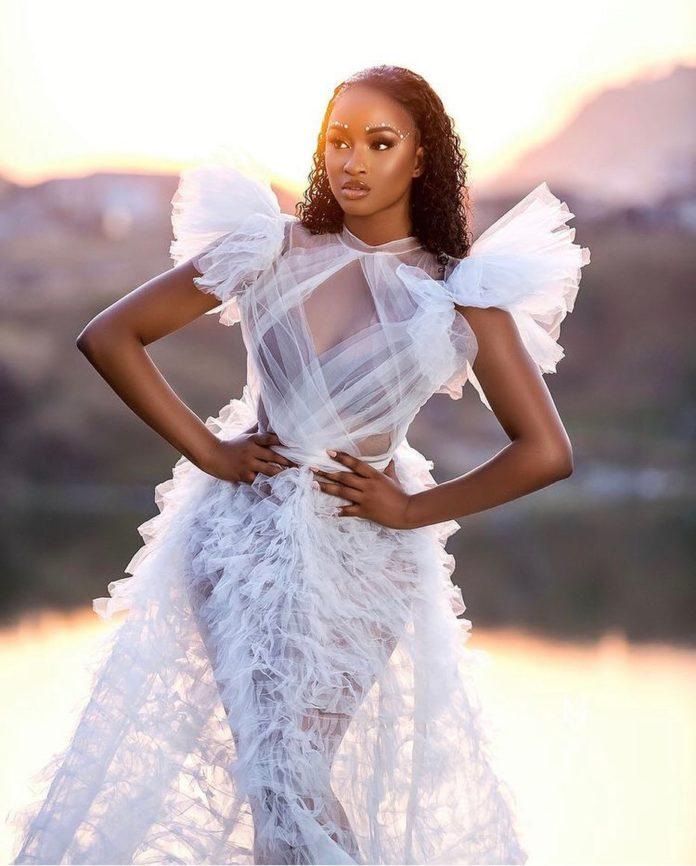 #BBNaija: Kim Oprah celebrates 25th birthday in stunning fashion statement (Photos)