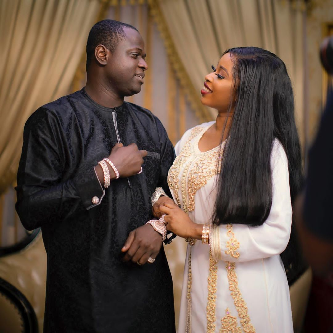 Tonto Dikeh's ex, Malivelihood, to give out Hublot watches as Souvenirs at his wedding (Video)