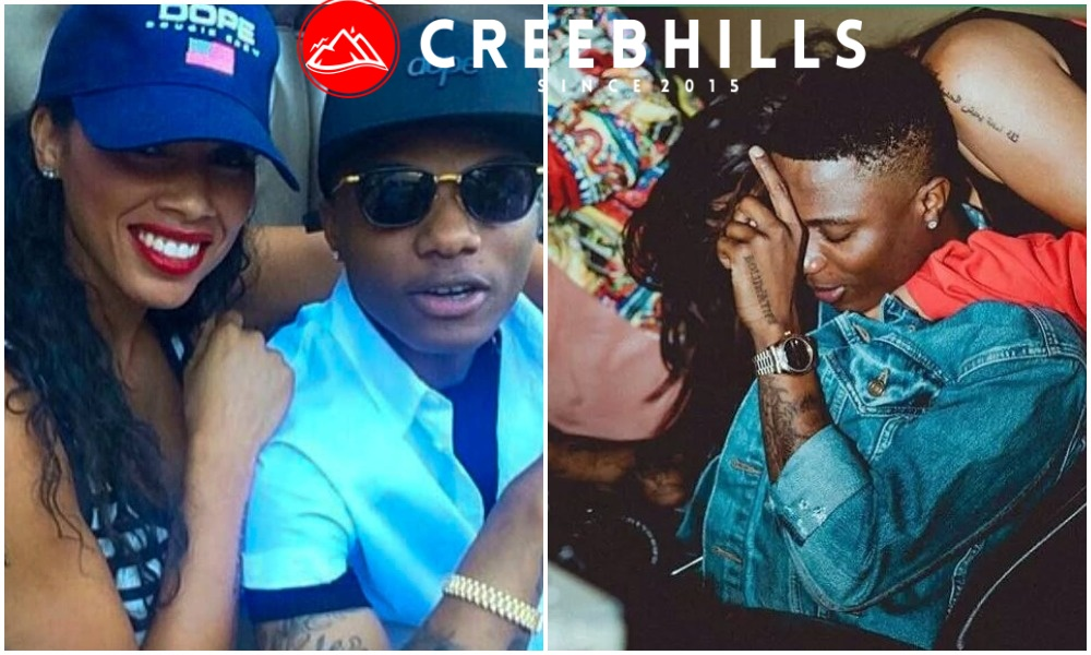 Wizkid's baby-mama Jada Pollock opens up on how they started their relationship