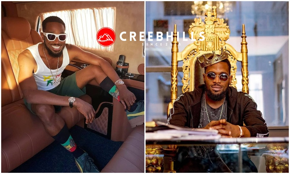 Hacker takes over D'banj's official Instagram account, singer cries out (Screenshot)