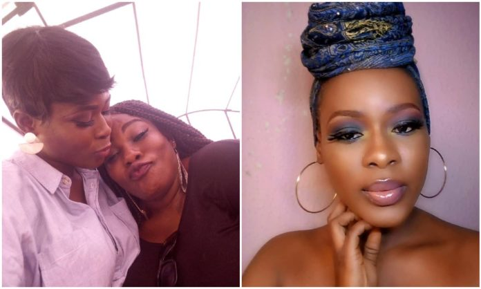 Actress Empress Njamah calls for prayers for Ada Ameh, who lost her daughter recently (Video)