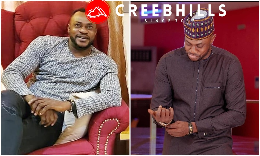 Actor OdunladeAdekolashowers praise on God as he celebrates his 44th birthday (Photo)