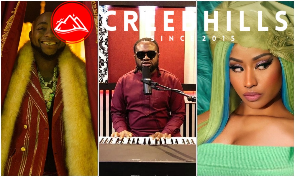 Watch Cobhams Asuquo stunning cover for Davido and Nicki Minaj's 'Holy Ground' (Video)