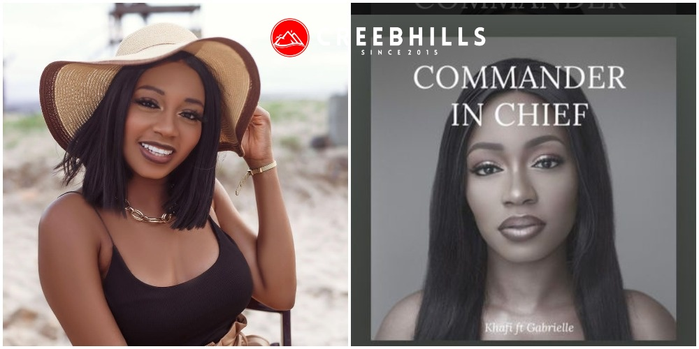 #BBNaija: Khafi makes music debut, releases EndSARS inspired song (Video)