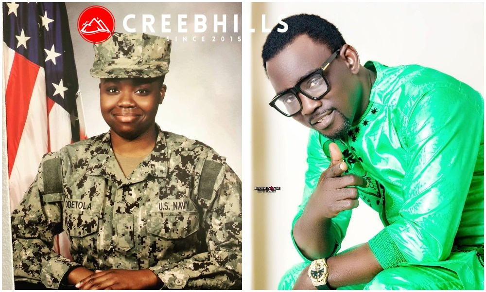 Why I supported my daughter, Opeyemi to join U.S Navy – Fuji singer Pasuma opens up