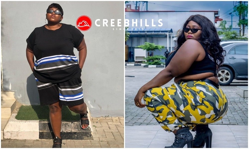 I have never had a man problem in my life — Body Positivity Advocate, actress Monalisa