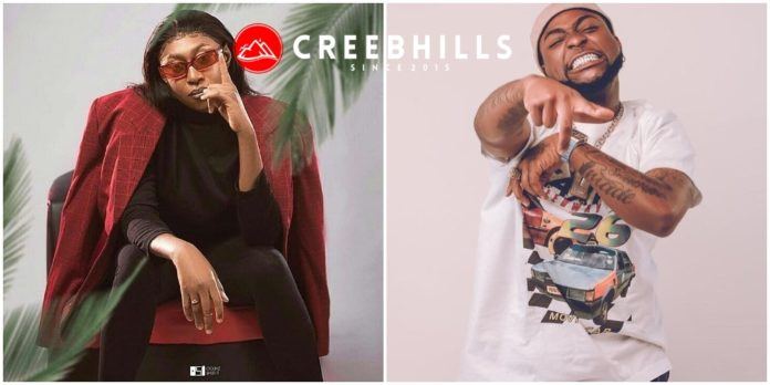 Cynthia Morgan calls Davido out, reveals why she unfollowed him on Instagram (Video)