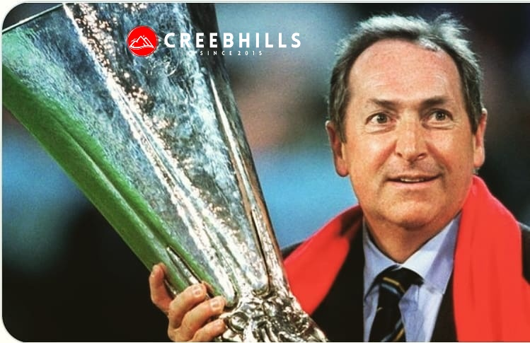 Former Liverpool manager Gerard Houllier has died aged 73