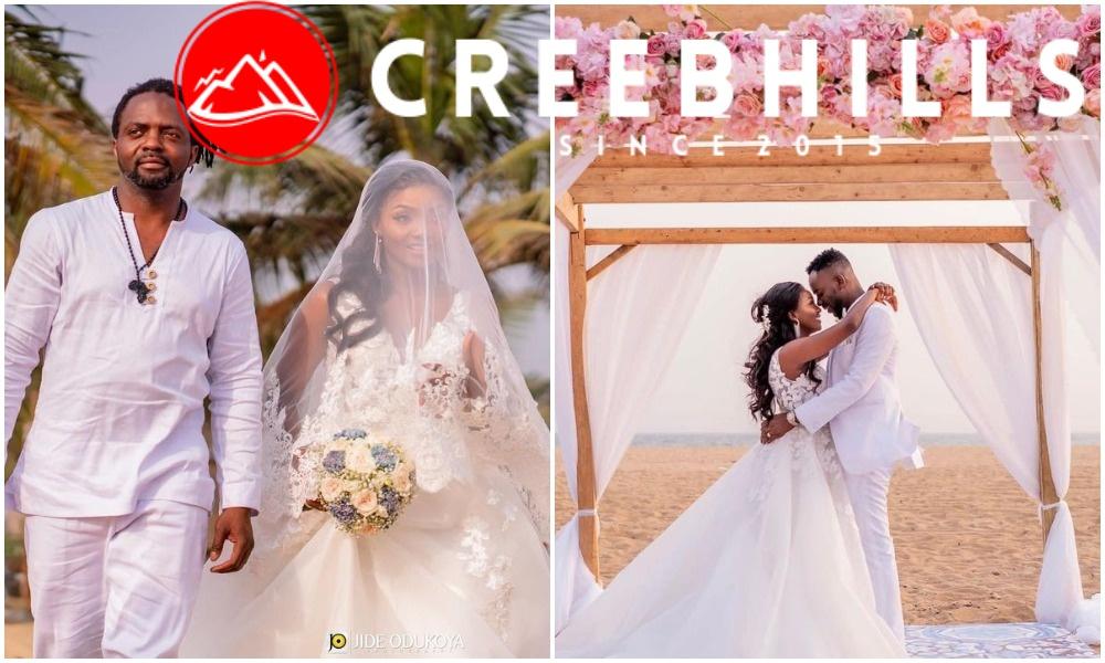 Simi showers encomium on Adekunle Gold as they celebrate their 2nd wedding anniversary (Photos)