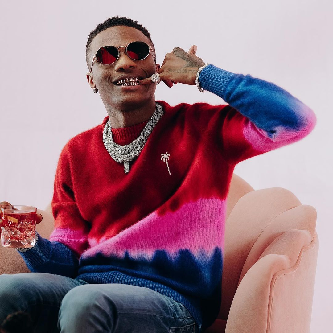 """""""My girl will buy me a ring and propose on both knees"""" - Wizkid to future wife"""