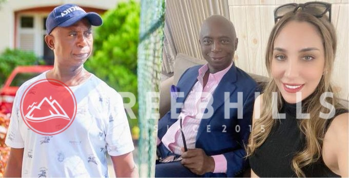 Billionaire Ned Nwoko enjoys romantic date night with his Moroccan wife Laila (Video)