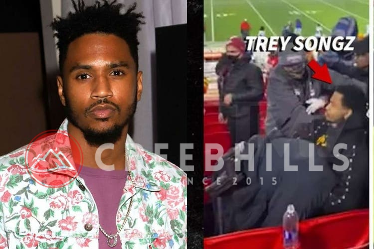 Trey Songz arrested for trespassing, resisting arrest and assaulting a police officer