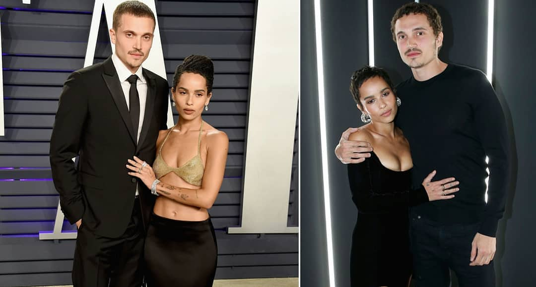 Zoe Kravitz files for divorce from her husband Karl Glusman after 18 months of marriage