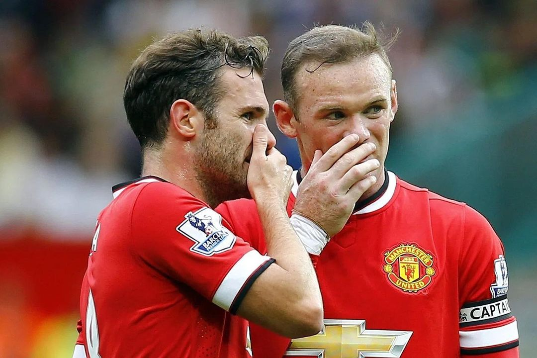 Juan Mata pens emotional letter to Wayne Rooney after his retirement from football