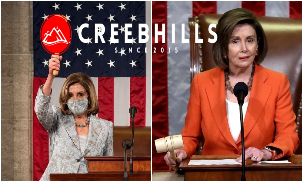 Nancy Pelosi reelected as House Speaker, emerge victorious by a slim margin
