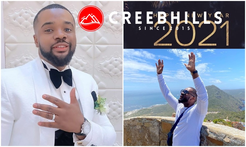 How to start the year right – Newly wedded actor Williams Uchemba advises