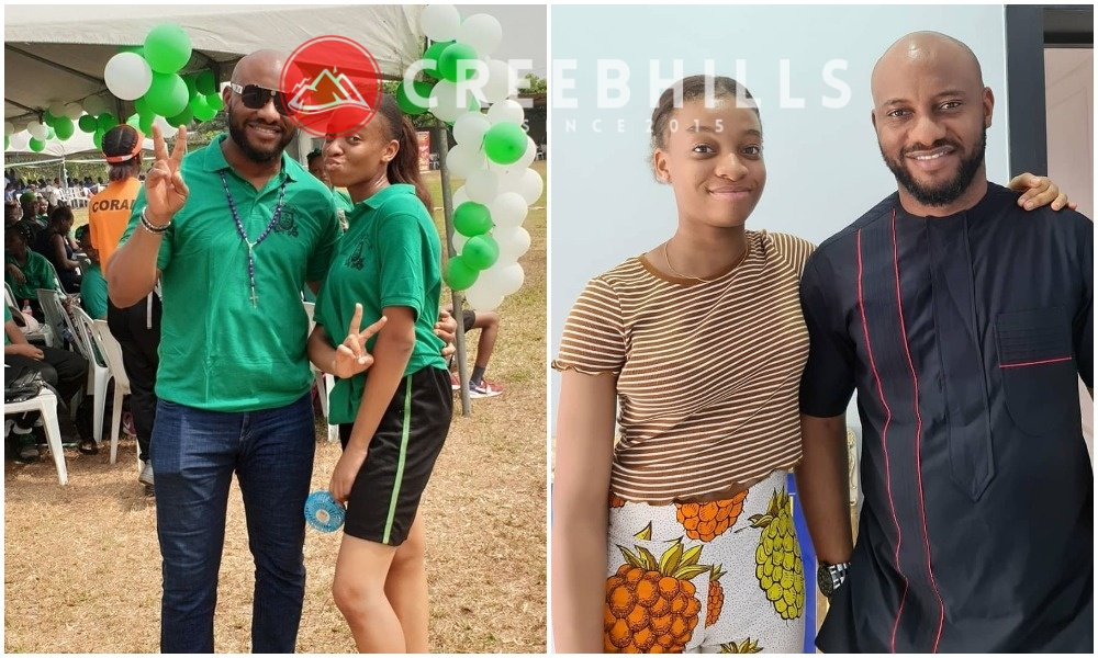 Yul Edochie reveals the only reason he can allow his daughter become a porn star