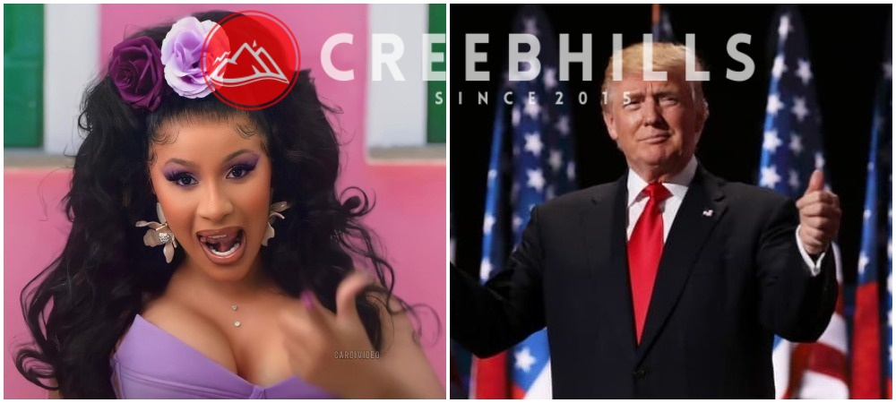 Cardi B calls for Donald Trump to be jailed following U.S. Capitol invasion