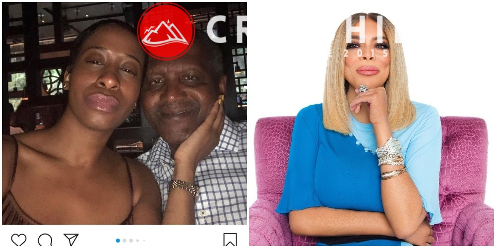 """""""I'm not a side chick, I'm not 45"""" - Dangote's ex-lover, Bea Lewis, corrects Wendy Williams"""