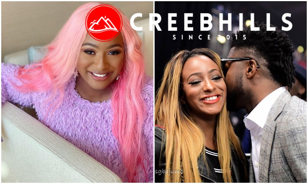 """""""I won't block you on WhatsApp and IG"""" – Comedian Basket Mouth promises DJ Cuppy"""