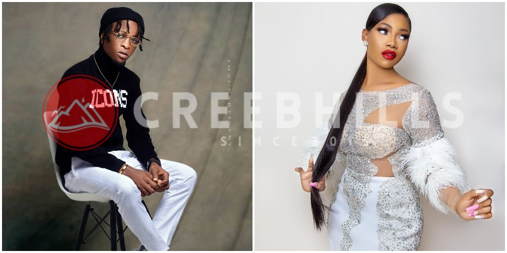 The sky's big enough for everyone – BBNaija's Tacha reply fans who compared her with Laycon