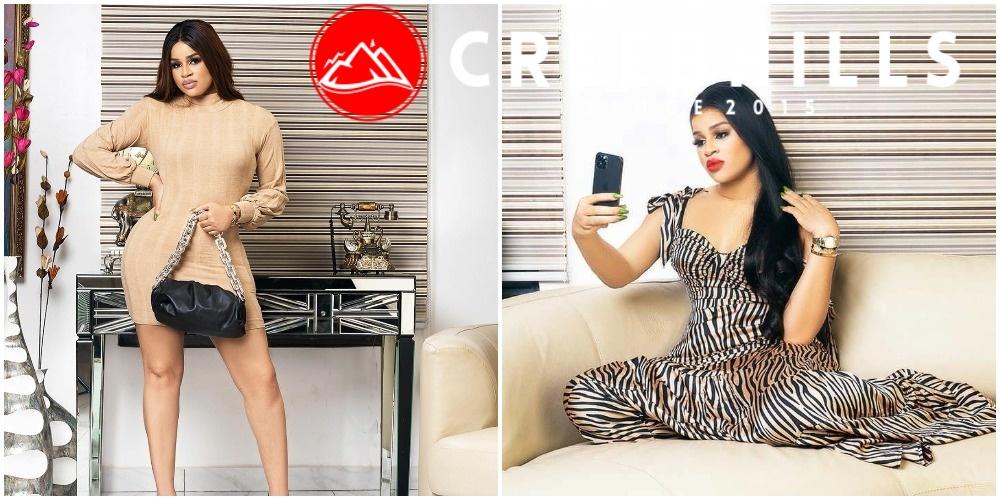 Ex MBGN, Iheoma Nnadi, reveals the awkward reason a close friend blocked her