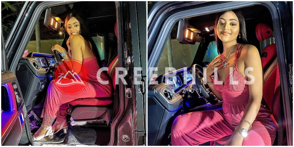 """""""I am light, I am limitless"""" – Regina Daniels declares as she glows in new sexy photos"""